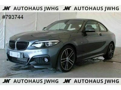 gebraucht BMW 220 d M Sport bei Gebrachtwagen.expert