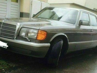 gebraucht Mercedes 420 Mercedes W126V8 s klasse fäh...