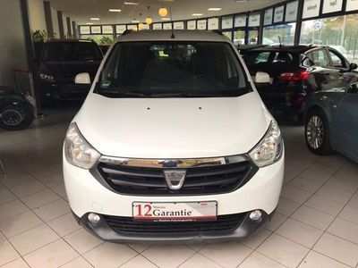gebraucht Dacia Lodgy 1.6 MPI 85 LPG Laureate/Leder/Navi/PDC.....