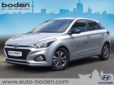 gebraucht Hyundai i20 FL 1.2 Benzin Sonderedit. YES! KLIMA SHZ PDC