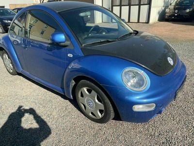 gebraucht VW Beetle 2.0 Klima Sitzheizung