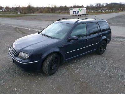 gebraucht VW Bora 1.9 Tdi Special Dpf Kombi