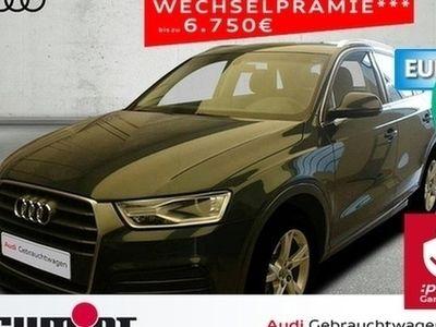 gebraucht Audi Q3 2.0 TDI Sport Navi, AHK, GRA