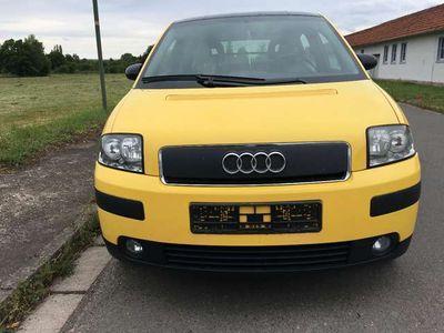 gebraucht Audi A2 1.6 FSI colourstorm (8Z)