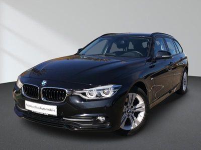 gebraucht BMW 320 d Touring Sport Line Aut. Navi Business AHK