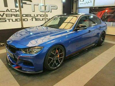gebraucht BMW 335 i xDrive M Performance Paket /395PS