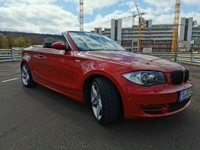 gebraucht BMW 125 Cabriolet i / Verdeck, TÜV, Sommerreifen NEU als Cabrio/Roadster in Bielefeld