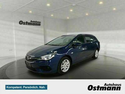 gebraucht Opel Astra Sports Tourer Edition 1.5 D Navi PDC