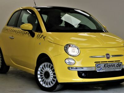 gebraucht Fiat 500 1.2 79PS Lim. Lounge 1 Hand