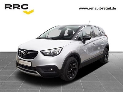 gebraucht Opel Crossland X 1.2 TURBO INNOVATION Park-Pilot, Nav