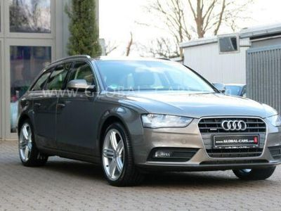 "gebraucht Audi A4 3.0 TDI AV QU S-TRO*EU6*NAVI*LEDER*19"" S LINE"
