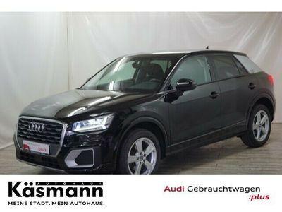 gebraucht Audi Q2 Sport 2.0 TDI quattro Navi LED ACC Privacy