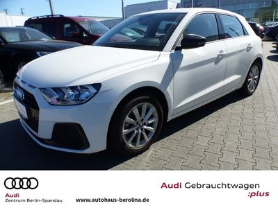 gebraucht Audi A1 Sportback 30TFSI advanced S tronic *NAVI+*VC*