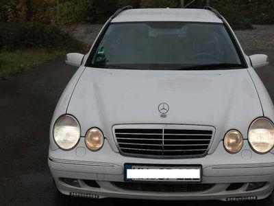gebraucht Mercedes E430 E-KlasseT-Modell V8;tolles,seltenes,gepflegtesAuto