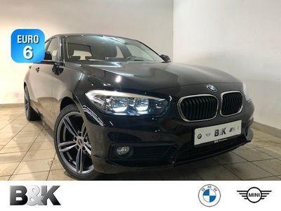 gebraucht BMW 118 i 5-Türer Klima,PDC,Tempo,Sitzh,Bluet,Alu18