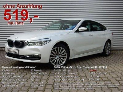 gebraucht BMW 630 dA xDrive Gran Turismo Luxury Line LED ACC AH