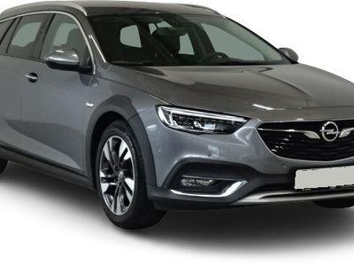 gebraucht Opel Insignia Country Tourer Insignia B 1.5 Turbo Navi IntelliLux (BDK)