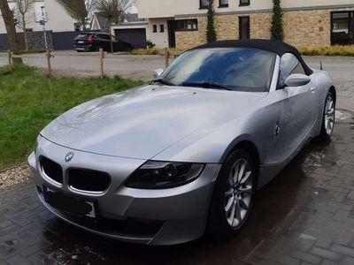 gebraucht BMW Z4 roadster 2.5i, 68.000, top gepflegt, Garagenwagen