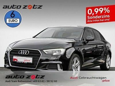gebraucht Audi A3 Limousine Sport 2.0 TDI S tronic Navi+ Klima