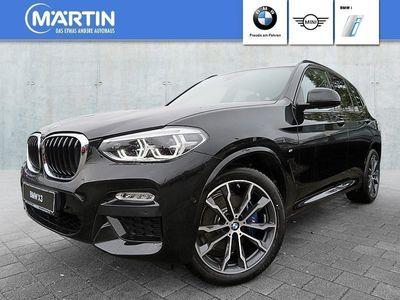 gebraucht BMW X3 xDrive30d M Sport Gestiksteuerung Head-Up AHK Komfortzg. Pano.Dach