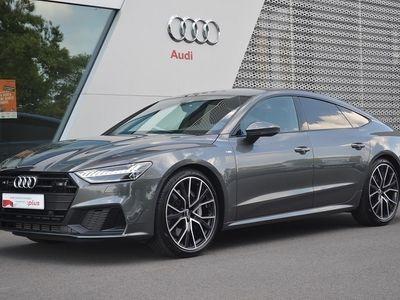 gebraucht Audi A7 Sportback 55 TFSI quattro S tronic S line AHK L