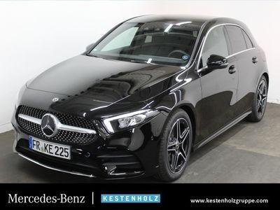 gebraucht Mercedes A200 d AMG LED Keyl-GO Kamera Spurhalt-Ass PTS