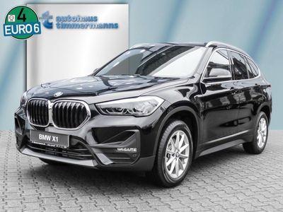 gebraucht BMW X1 sDrive18d Adv. AUT LED DAB NAV HIFI RTTI SHZ