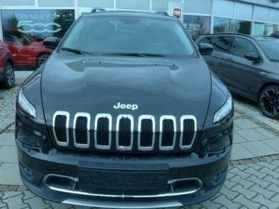 gebraucht Jeep Cherokee Limited 2.2l MultiJet 4WD Automatik