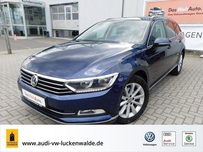 käytetty VW Passat Variant 2.0 TDI Highline *NAVI*LED*ACC*