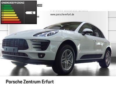gebraucht Porsche Macan Anhängerkupplung/Navi/Rückfahrkamera/PDK