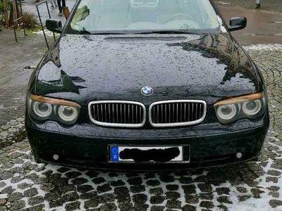 gebraucht BMW 735 i LBG als Limousine in Scheidt
