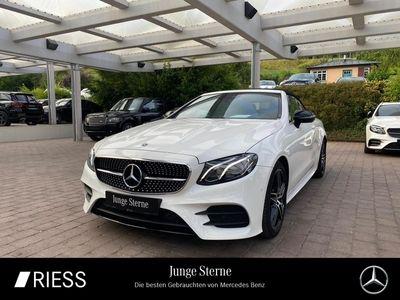 gebraucht Mercedes E200 Cabriolet AMG Sport Night Navi LED Kamera