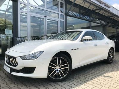 gebraucht Maserati Ghibli Diesel MY18 1.Hand grne Plakette