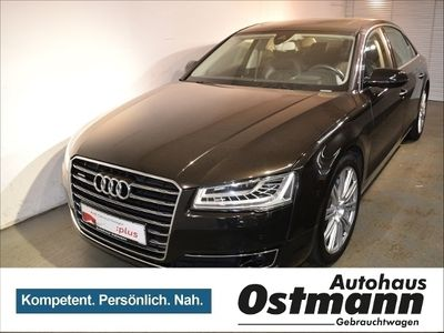 gebraucht Audi A8L 3.0 TDI quattro *KLIMA*ACC*LEDER*EU6