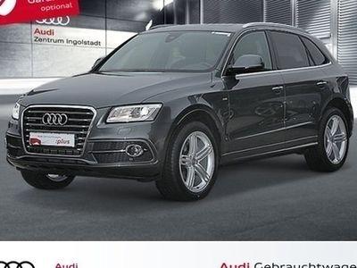 gebraucht Audi Q5 2.0 TDI qu Sport Edit.+ S line NAVI+ AHK Pano