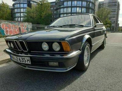 gebraucht BMW 635 CSi H-Kennzeichen,Alpina Alufelgen,