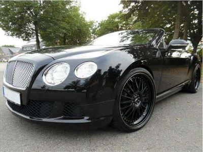 gebraucht Bentley Continental Continental NewGTC W12 Mulliner Vollausstattung