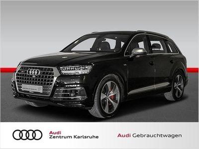 gebraucht Audi SQ7 4.0 TDI quattro tiptronic B&O RSE Panorama