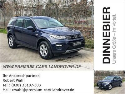 gebraucht Land Rover Discovery TD5 Comfort