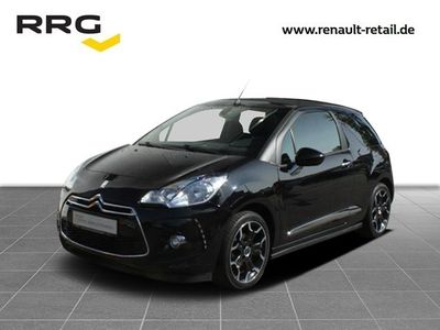 gebraucht Citroën DS3 Cabrio SoChic Klima, Einparkhilfe;Bluetooth