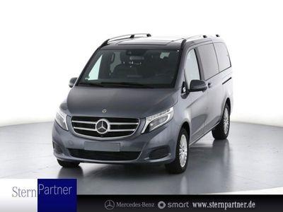 gebraucht Mercedes V250 d 4Matic AVANTGARDE EDITION AHK+DISTRONIC