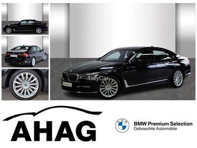 gebraucht BMW 750 d xDrive Innovationsp. Navi Prof. Sport Aut.