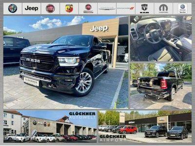 gebraucht Dodge Ram CrewCab Laramie Sport RAMBox 360°Kamera