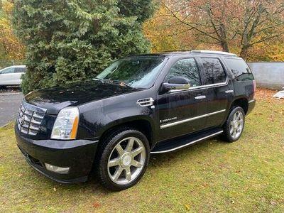 gebraucht Cadillac Escalade 6.2 V8 Sport Luxury Autom*LPG PRINZ*AHK