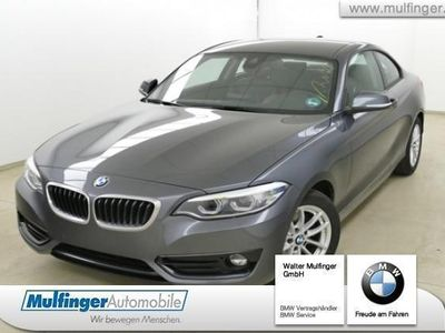 used BMW 220 i Coupe Sport Leder Ad-LED Navi HiFi SpeedLim