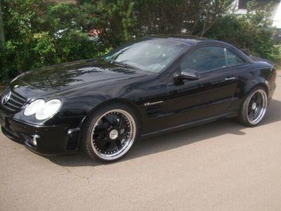 gebraucht Mercedes SL55 AMG AMG ,V-Max 320 Km/H, 550 PS