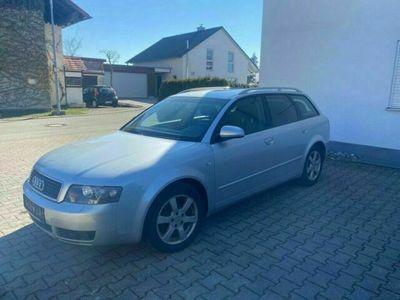gebraucht Audi A4 2.5 TDI AHK KLIMAAUT.