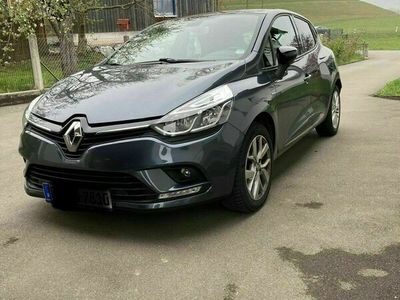 gebraucht Renault Clio 0,9 Tce Limited 2018