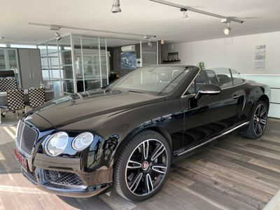 gebraucht Bentley Continental GTC V8 *BLACK*MULLINER PAKET*1.Hand*
