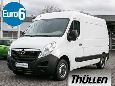 gebraucht Opel Movano Kastenwagen 23 CDTI, Bluetooth Klima